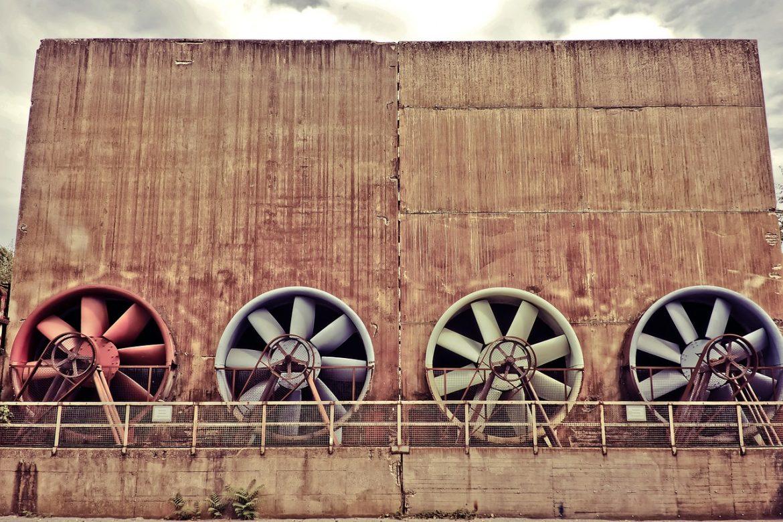 Sono tutti uguali i ventilatori industriali?