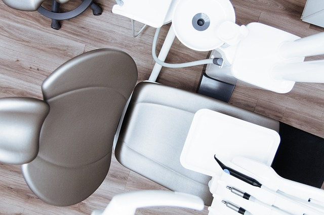 Igiene dentale rimozione del tartaro