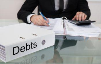 Come risolvere il problema dei debiti accumulati