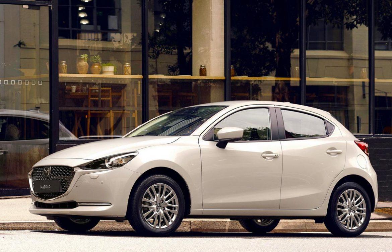 Mazda 2: gli update della casa giapponese